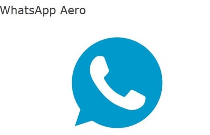 Whatsapp Aero Terbaru 2021
